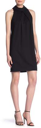trina Trina Turk Straight Up Sleeveless Shift Dress