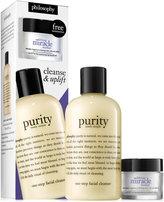 philosophy 2-Pc. Cleanse & Uplift Skincare Set