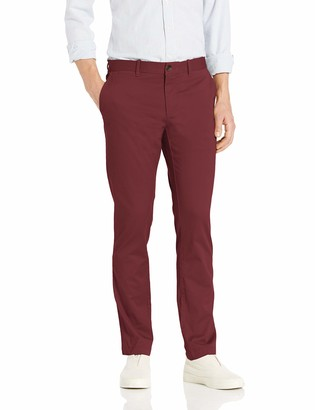 Original Penguin Mens Premium Basic Chino Casual Pants