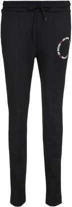Love Moschino Techno Fabric Track Pants