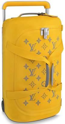 Louis Vuitton Horizon Duffle Soft Jacquard 55 Yellow