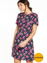 Warehouse Climbing Rosa Dress