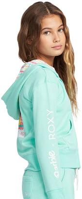 Roxy x Barbie Let Me In Girls Zip Hoodie