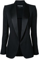 Tom Ford classic blazer - women - Acetate - 38