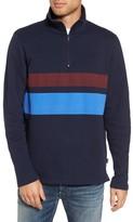 Wesc Men's Malte Fleece Quarter Zip Pullover