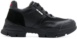 Love Moschino Chunky Low Top Sneakers
