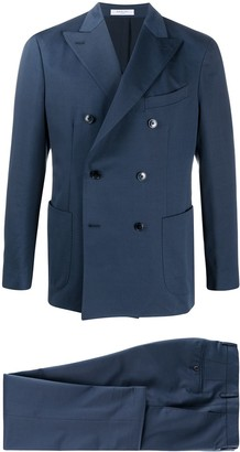 Boglioli Slim-Fit Two Piece Suit