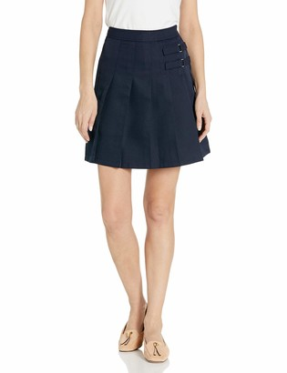 French Toast Women's Two Tab Scooter Skirt