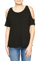 Sanctuary Women's Lou Cold Shoulder Tee