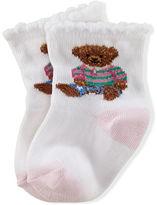Ralph Lauren Teddy Bear Crew Sock