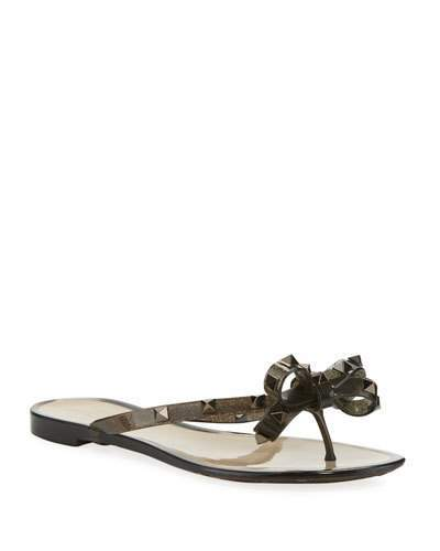 Jelly Thong Sandals - ShopStyle