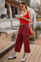 BDG Contrast Stitch Carpenter Jean