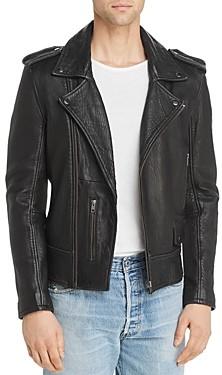 Blank NYC Digital Detox Leather Moto Jacket