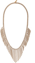 Jennifer Behr Fringe Halo With Dangling Fringe