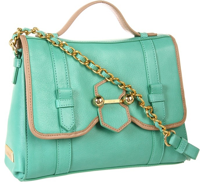 Botkier Lucy Shoulder (Powder) - Bags and Luggage