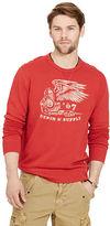 Denim & Supply Ralph Lauren Terry Graphic Sweatshirt
