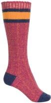 BearPaw Knee-High Boot Socks - Over the Calf (For Big Girls)