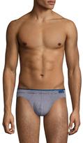 2xist Barcode Extra Soft Modal Bikini Brief