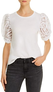 Generation Love Brittany Lace-Sleeve Top - 100% Exclusive