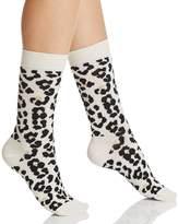Happy Socks Leopard Crew Socks