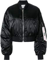 MSGM cropped bomber
