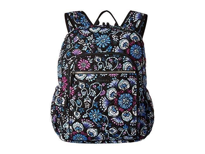 86c9900ac Vera Bradley Purple Top Zip Handbags - ShopStyle
