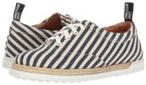 Love Moschino Striped Canvas Shoe Women's Shoes
