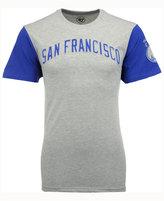 '47 Men's Golden State Warriors Triple Up T-Shirt