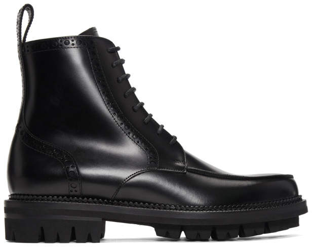DSQUARED2 Black Rodeo Boots
