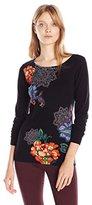 Desigual Women's Sweater Sophia