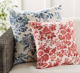 Pottery Barn Americana Floral Indoor/Outdoor Pillow