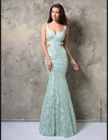 Nina Canacci - 9070 Dress in Mint