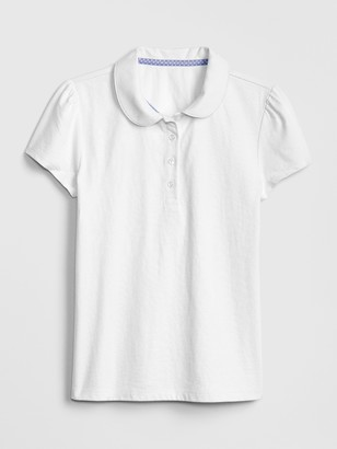 Gap Kids Uniform Short Sleeve Polo Shirt Shirt