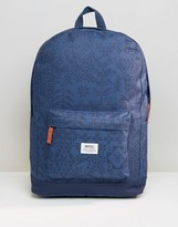 Wesc Chaz Patterned Backpack