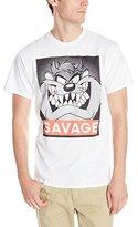 Looney Tunes Men's Savage Taz Short-Sleeve T-Shirt