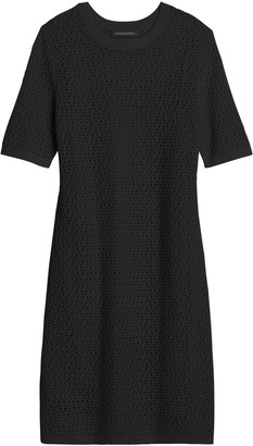 Banana Republic Pointelle Sweater Dress