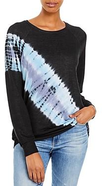 Aqua Neon Tie-Dye Sweater - 100% Exclusive