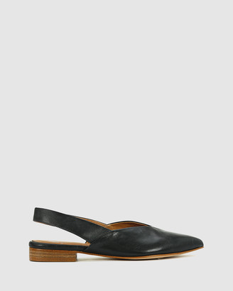 EOS Women's Black Loafers - Emir - Size One Size, 38 at The Iconic