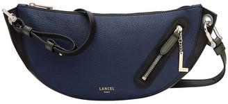 Lancel Ellie Zip Top Hobo Bag