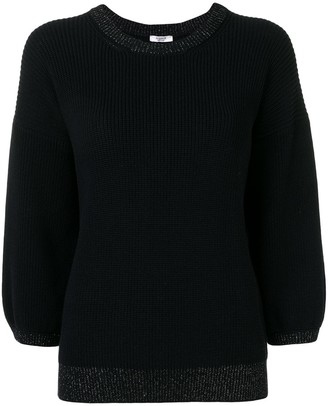 Peserico 3/4 Sleeves Jumper