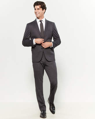Kenneth Cole Reaction Two-Piece Charcoal Suit