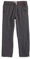 Hatley Toddler Boy's Twill Pants