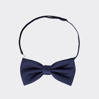 Tommy Hilfiger Solid Silk Bow Tie