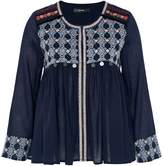 Hallhuber Ethnic jacket with decorative coins