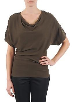 La City PULL BENIS C women's Sweater in Brown