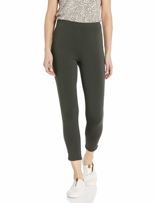 Daily Ritual Ponte Side-zip Ankle Pant Leggings