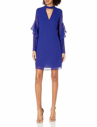 Sam Edelman Women's Choker Shift Dress