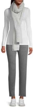 Eileen Fisher Cashmere-Blend Boucle Scarf
