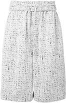 Off-White drawstring shorts