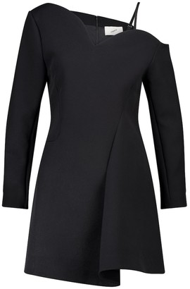 Coperni Heart Motion minidress